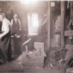 Working at Finch Foundry - 1940