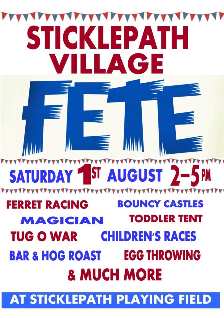 Village Day poster 2015
